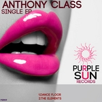CLASS, Anthony - Single EP (Front Cover)