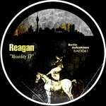 REAGAN - Absurdity EP (Front Cover)