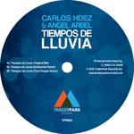 HDEZ, Carlos/ANGEL ARBEL - Tiempos De Lluvia (Front Cover)