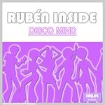 RUBEN INSIDE - Disco Mind (Front Cover)