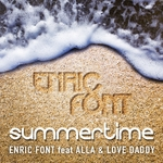 FONT, Enric feat ALLA/LOVE DADDY - Summertime (Front Cover)