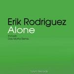 RODRIGUEZ, Erik - Alone (Front Cover)