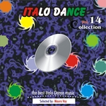 MAURO VAY/VARIOUS - Italo Dance Collection Vol 14: The Very Best Of Italo Dance 2000 2010 selected by Mauro Vay (Front Cover)