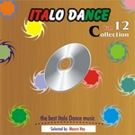 MAURO VAY/VARIOUS - Italo Dance Collection Vol 12: The Very Best Of Italo Dance 2000 2010 selected by Mauro Vay (Front Cover)