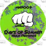 VARIOUS - Days Of Summer (Front Cover)