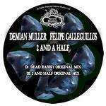 GALLEGUILLOS, Felipe/DEMIAN MULLER - 2 & A half (Front Cover)