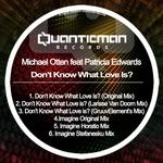 OTTEN, Michael feat PATRICIA EDWARDS - Don't Know What Love Is? (Front Cover)