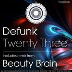 DEFUNK MUSIC - Twenty Three (Front Cover)