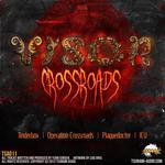 VISOR - Crossroads EP (Front Cover)