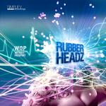 RUBBER HEADZ - WOP (Without Passport) (Front Cover)