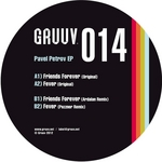 PETROV, Pavel - Friends Forever EP (Front Cover)