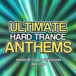 VARIOUS - Ultimate Hard Trance Anthems 01 (Front Cover)
