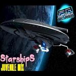NINJA, Micki - Starships (Front Cover)