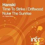 HANSKI - Time To Strike EP (Front Cover)