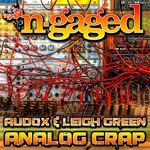 AUDOX/LEIGH GREEN - Analog Crap (Front Cover)