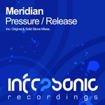 MERIDIAN - Pressure EP (Front Cover)