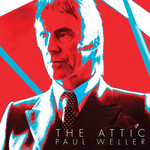 PAUL WELLER - The Attic EP (Front Cover)