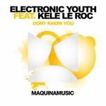 ELECTRONIC YOUTH feat KELE LE ROC - Don't You Know (Front Cover)