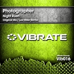 PHOTOGRAPHER - Night Rush (Front Cover)
