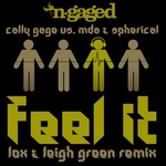 GAGE, Cally vs MDA/SPHERICAL - Feel It (Front Cover)