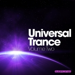 VARIOUS - Universal Trance Volume Two (Front Cover)