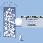MIRANDA, Arnaldo - Outsight EP (Front Cover)