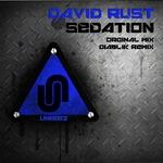 RUST, David - Sedation (Front Cover)