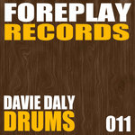 DAVIE DALY - Drums (Front Cover)