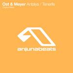 OST/MEYER - Antalya (Front Cover)