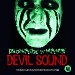 DISCOSYNTHETIQUE feat MATHEMATIX - Devil Sound (Front Cover)