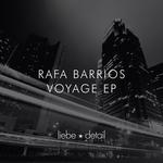 BARRIOS, Rafa - Voyage EP (Front Cover)