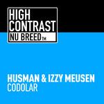 HUSMAN/IZZY MEUSEN - Codolar (Front Cover)
