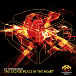 FIFTH DIMENSION - The Sacred Place In The Heart (Front Cover)