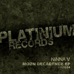 NINNA V - Moon Decadence EP (Front Cover)