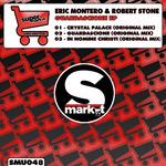 MONTERO, Eric/ROBERT STONE - Guardascione EP (Front Cover)