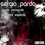 PARDO, Sergio - Apple Comando (Front Cover)