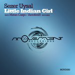 SEZER UYSAL - Little Indian Girl (Front Cover)
