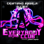 SBERLA, Cristiano/DJ SIT feat JASON DRAKE - Everybody In The Club (Front Cover)