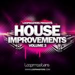 House Improvements Vol 3 (Sample Pack WAV/APPLE/LIVE/REASON)