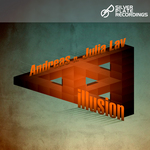 ANDREAS feat JULIA LAV - Illusion (Front Cover)