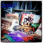DJ SOUND SCIENCE - The Foundation EP (Front Cover)