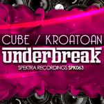 UNDER BREAK - Cube (Front Cover)