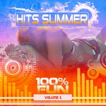 SHOCK BAND, The/LAURA ZEN - Hits Summer Vol 1: 100% Fun (Front Cover)