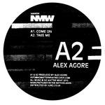 AGORE, Alex/JAMES JOHNSTON - A2J2 EP (Front Cover)