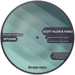 FAIBLE & SCOTT ALLEN - Silence (Front Cover)