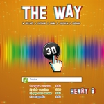 HENRY B - The Way (Front Cover)