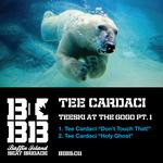 CARDACI, Tee - Teeski at the GoGo Part 1 (Front Cover)