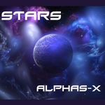 ALPHAS X - Stars (Front Cover)