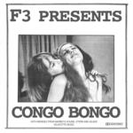 F3 - Congo Bongo (Front Cover)