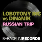 LOBOTOMY INC feat DINAMIK - Russian Trip (Front Cover)